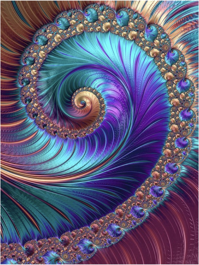 Fractals as energy
